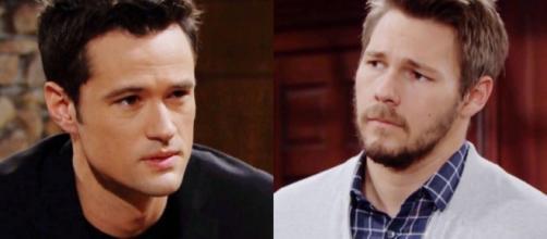 Beautiful, trame Usa: Thomas adultera la bevanda di Liam per farlo avvicinare a Steffy.