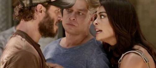 Dino será enfrentando por Carolina em 'Totalmente Demais'. (Reprodução/TV Globo)