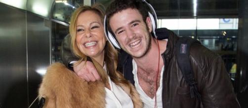 El hijo de la presentadora de televisión Ana Obregón dejó un proyecto pendiente