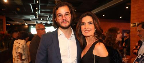 Fátima Bernardes e Túlio Gadêlha passaram a quarentena na casa da apresentadora. (Arquivo Blasting News)