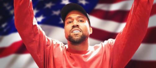 Kanye West inicia su camino a la presidencia de EEUU. - etonline.com