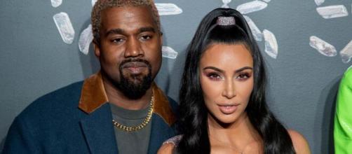 Kim Kardashian sofre acusações do próprio marido. (Arquivo Blasting News)
