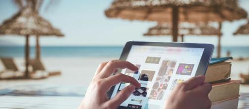 """Le chiffre d'affaires d'Osmozis concernant l' """"Accès Internet"""" s'établit à 3,94 millions d'euros en 2019 - image d'illustration Pixabay"""