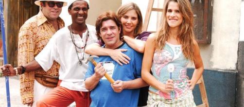 'Sob Nova Direção' foi ao ar em 2004. (Reprodução/TV Globo)