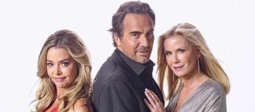 Anticipazioni americane Beautiful: Ridge e Shauna si sono sposati, Brooke prova a sedurre l'ex marito.