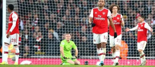Arsenal: le club va connaitre son pire classement depuis 1995, Twitter se moque