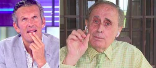 Joaquin Prat y Jaime Peñafiel en imagen