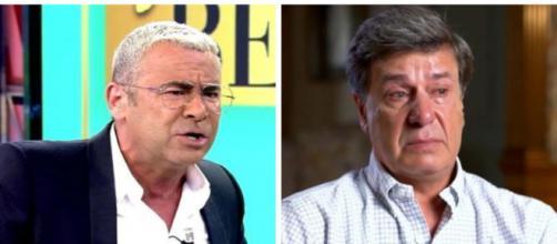 Jorge Javier Vázquez y Cayetano Martínez