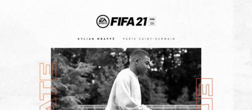Kylian Mbappé: il sera sur la jaquette de FIFA 21 et aura trois éditions différentes