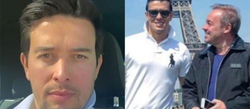 Thiago Salvático publica foto com Gugu. (Arquivo Blasting News)