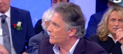 UeD, Giorgio Manetti ha criticato la relazione di Gemma e Nicola.