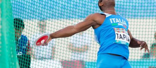 Atletica paralimpica: Oney Tapia ai Mondiali di Dubai.