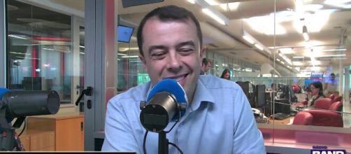 Bruno Caetano em entrevista. (Reprodução/YouTube)