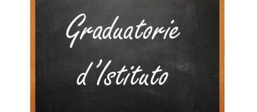 Decreto scuola: graduatorie provinciali e di istituto.