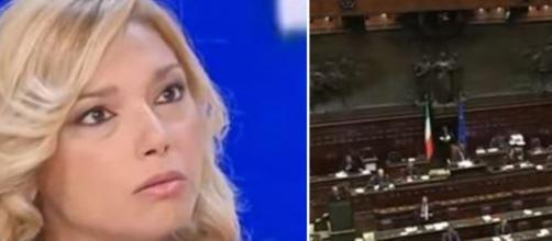 Elena Murelli ha attaccato il governo.