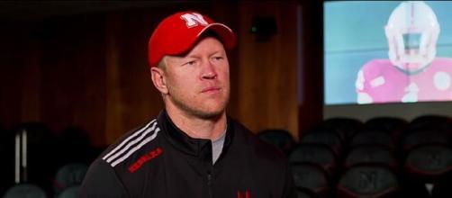 Nebraska Huskers: Current season is do-or-die for Scott Frost's future at Nebraska. [Image Source: Big Ten Network/ YouTube Screenshot]