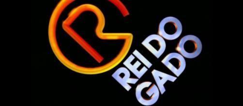 """Novela """"O Rei do Gado"""". (Reprodução/TV Globo)"""