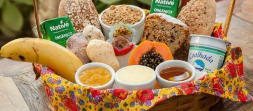 Alimentos saudáveis para incluir no café da manhã. (Arquivo Blasting News)