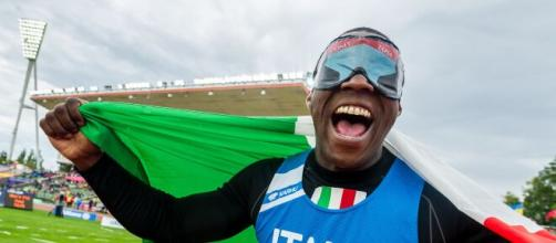 Atletica paralimpica azzurra, Oney Tapia.