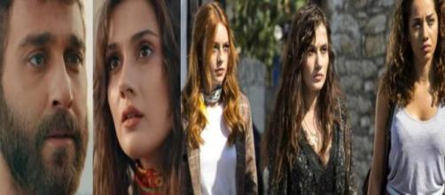 Come sorelle, trama 29 luglio: Cahide lavora alla tenuta, Cemal e Cilem si recano da Ipek.