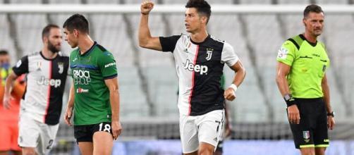 Cristiano Ronaldo: Un joueur de l'Atalanta le clash, ' il ressemble à Ken de Barbie'