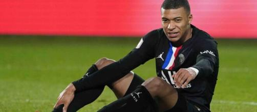 Kylian Mbappe Misses PSG Training Ahead of Key UCL Clash with ... - fubo.tv