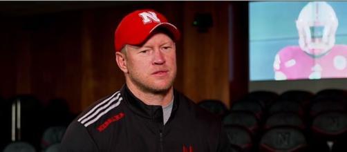 Nebraska Huskers: Scott Frost among top ten football coaches. [Image Source: Big Ten Nerwork/YouTube]
