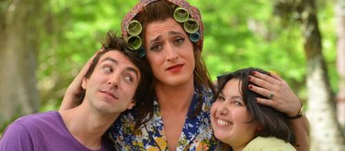 Rodrigo atuou no filme 'Minha Mãe É uma Peça'. (Reprodução/YouTube)
