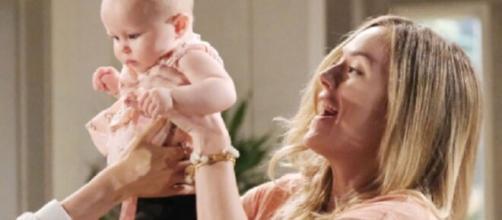 Beautiful, trame 27-31 luglio: Hope abbraccia Phoebe chiamandola Beth.