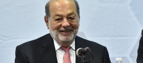 Carlos Slim es uno de los hombres más ricos del mundo
