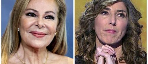 El detallazo de Ana Obregón con Paz Padilla, después de la muerte de su marido. - eltelevisero.com