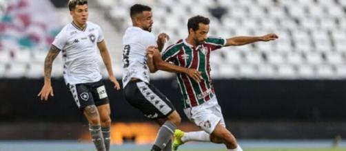 Flu vence o Botafogo em primeiro amistoso preparatório para o Brasileirão. (Foto: Lucas Merçon - www.fluminense.com.br)