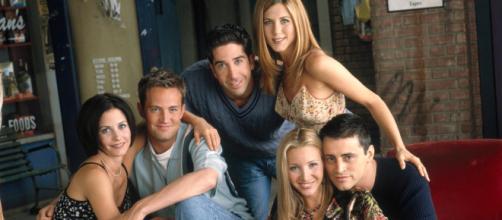 'Friends' é uma série de comédia disponível na Netflix. (Reprodução/Netflix)