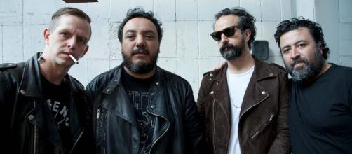 "La famosa banda musical, ""Molotov"". - gigsmx.com"