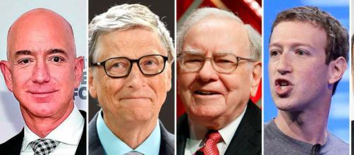 Las esposas de los hombres más ricos del mundo tamién tienen sus fortunas propias