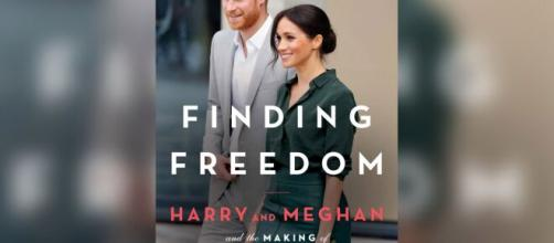 New book claims Royal feud and explains what led Harry and Meghan to step away. [Image source/TODAY YouTube video]