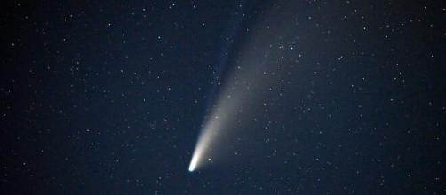 Varias cámaras de televisión no pudieron captar el cometa Neowise por los satélites de Musk