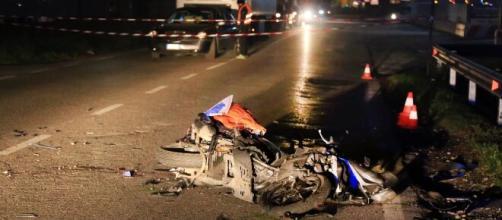 Verona, perde la vita in incidente in moto, la moglie lancia un appello: 'Cerco testimoni'