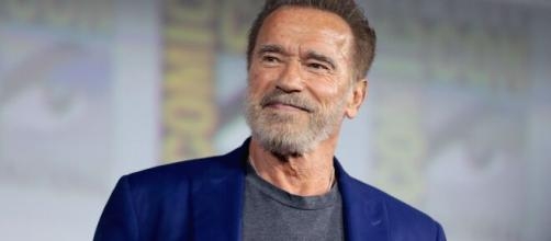 Arnold Schwarzenegger en una imagen de archivo