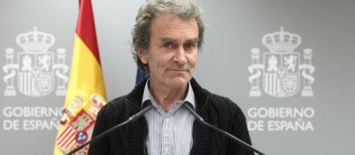 Fernando Simón en una imagen de archivo