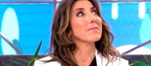 La famosa estrella de TV, Paz Padilla perdió recientemente a su marido por un cáncer cerebral.