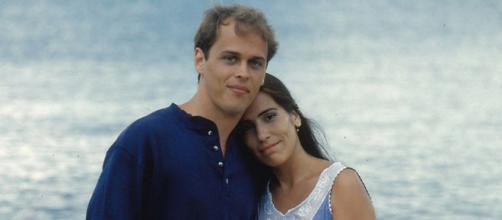 'Mulheres de Areia' fez sucesso. (Reprodução/TV Globo)