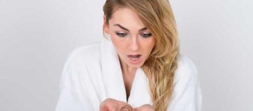 Queda capilar: problema que causa angústia e precisa de tratamento. (Arquivo Blasting News)