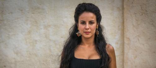 A atriz fez sucesso em 'Liberdade, Liberdade'. (Reprodução/TV Globo)