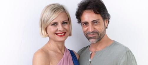 Antonella Elia e Pietro Delle Piane protagonisti della quinta puntata di Temptation Island.