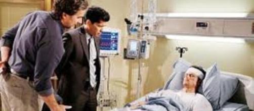 Beautiful, anticipazioni Usa: Thomas finisce in coma dopo essere stato spinto giù dalla scogliera.