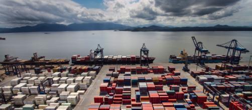 China e EUA são os dois principais destinos das vendas do Brasil. (Arquivo Blasting News)