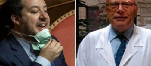 Coronavirus, Galli definisce 'inadeguate' le dichiarazioni di Salvini e di coloro che sono intervenuti al convegno negazionista.