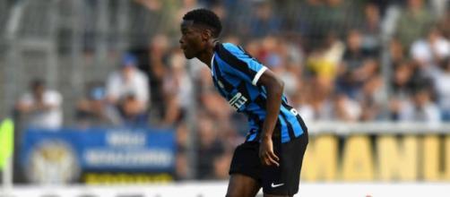 Crotone, idea Lucien Agoume in prestito dall'Inter.