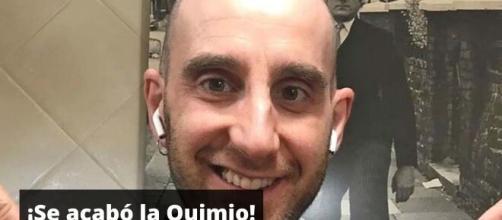 """Dani Rovira: """"¡Se acabó la QUIMIO!"""""""